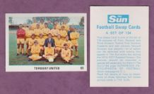 Torquay United Team 65